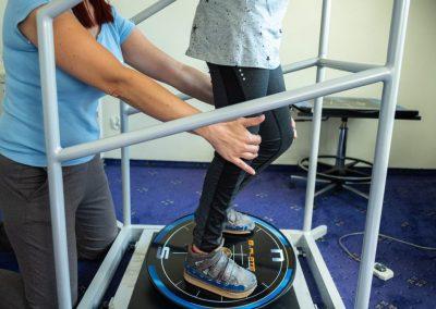 platforma stabilometryczna