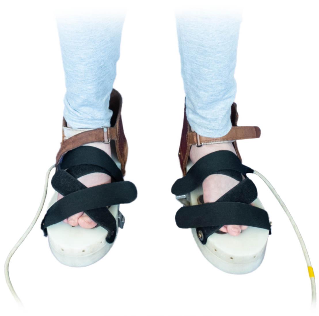 Euromed Centrum Rehabilitacji - buty wibrostymulacyjne