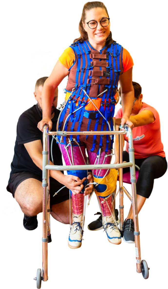 Euromed Centrum Rehabilitacji - kombinezon rehabilitacyjny
