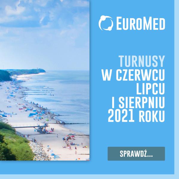 Euromed Centrum Rehabilitacji - turnusy anons