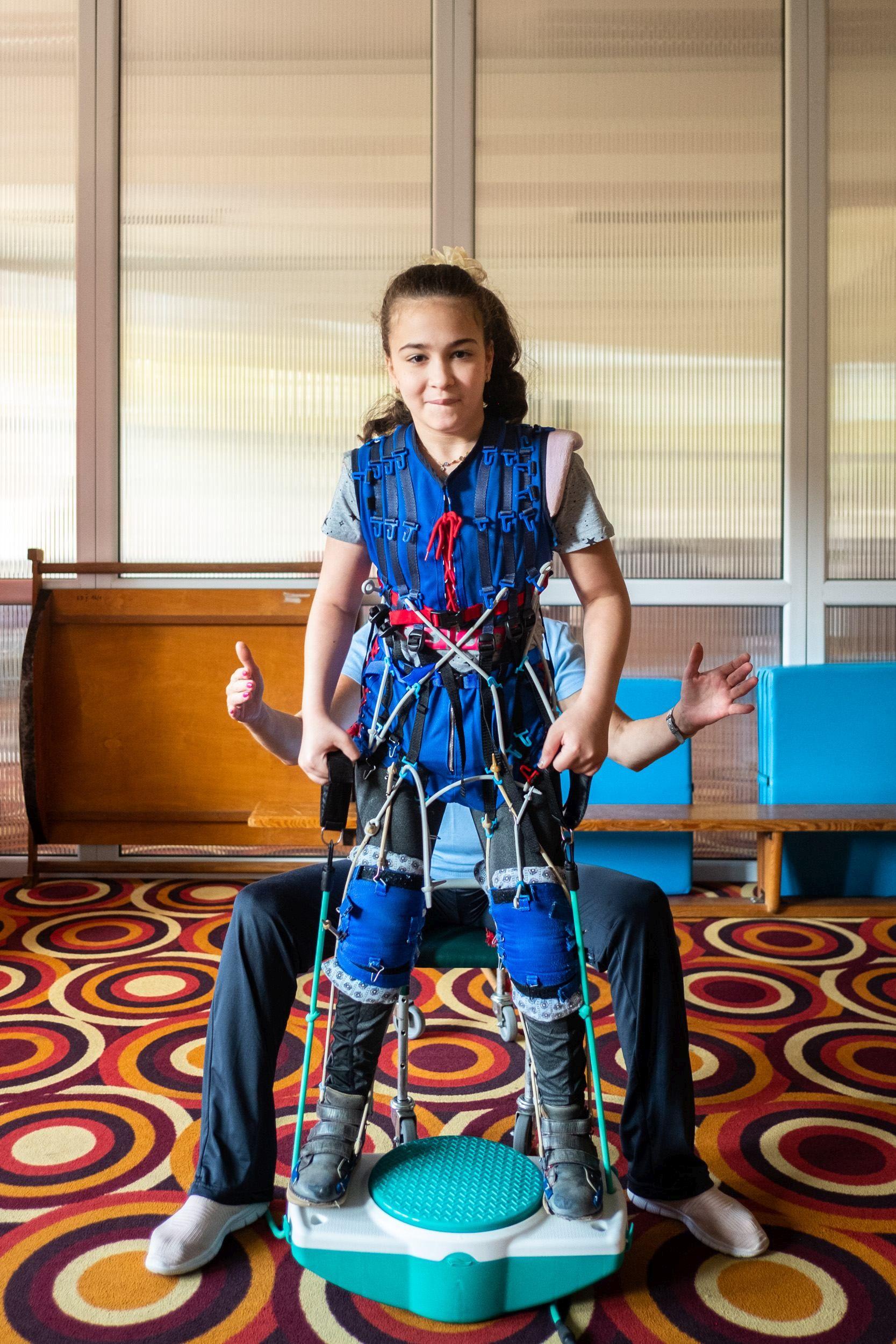 Euromed Centrum Rehabilitacji - Kombinezon EuroSuit